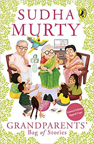 Grandparents Bag of Stories by Sudha Murty - Paperback
