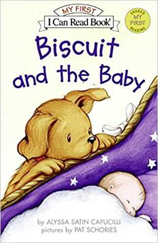 I Can Read : Biscuit and the Baby - Kool Skool The Bookstore
