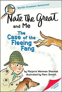 Nate the Great and me the Case of the Fleeing Fang - Kool Skool The Bookstore