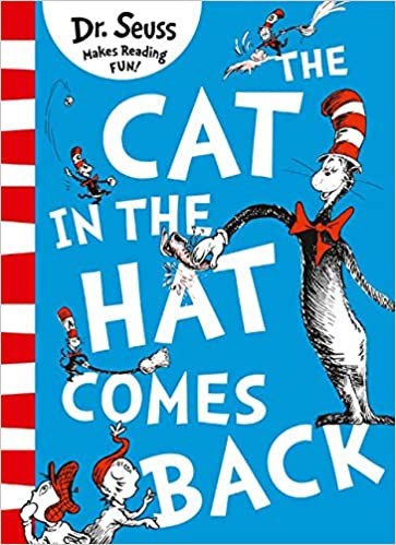 Dr Seuss : The Cat in the Hat Comes Back - Paperback - Kool Skool The Bookstore
