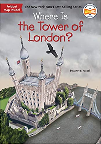 Where Is the Tower of London? - Paperback - Kool Skool The Bookstore