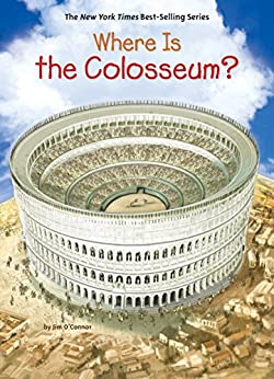 Where Is the Colosseum? - Paperback - Kool Skool The Bookstore