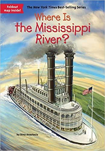 Where Is the Mississippi River? - Paperback - Kool Skool The Bookstore