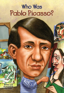 Who Was Pablo Picasso? - Paperback - Kool Skool The Bookstore