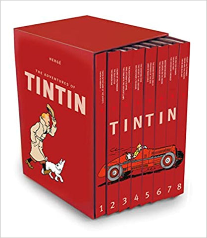 The Tintin Collection - Hardback - Kool Skool The Bookstore
