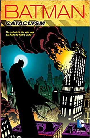 Batman: Cataclysm - Kool Skool The Bookstore