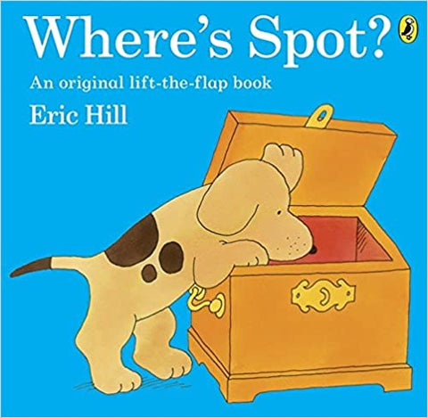 Where's Spot? - Kool Skool The Bookstore