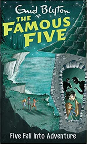 The Famous Five 09 : Five Fall into Adventure - Kool Skool The Bookstore