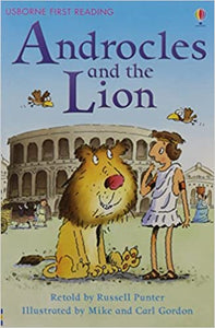 Usborne First Reading Lev-4 : Androcles and the Lion - Kool Skool The Bookstore