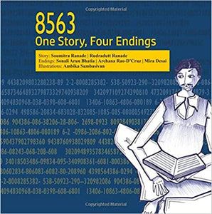 8563 : ONE STORY, FOUR ENDINGS - Kool Skool The Bookstore