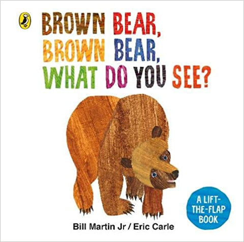BROWN BEAR, BROWN BEAR, WHAT DO YOU SEE ( HB ) - Kool Skool The Bookstore