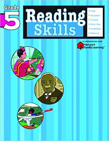 Reading Skills: Grade 5 - Kool Skool The Bookstore