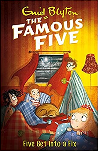 The Famous Five 17 : Five get into a Fix - Kool Skool The Bookstore