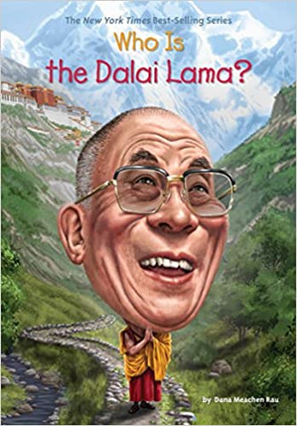 Who Is the Dalai Lama? - Paperback - Kool Skool The Bookstore