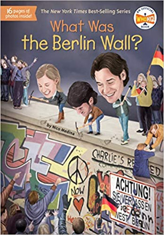 What Was The Berlin Wall? - Paperback - Kool Skool The Bookstore