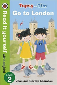 RIY 2 : Topsy and Tim: Go to London - Kool Skool The Bookstore