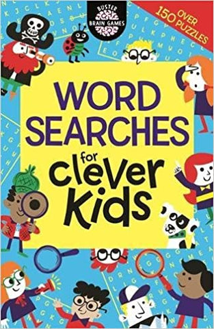 Word Searches for Clever Kids - Kool Skool The Bookstore