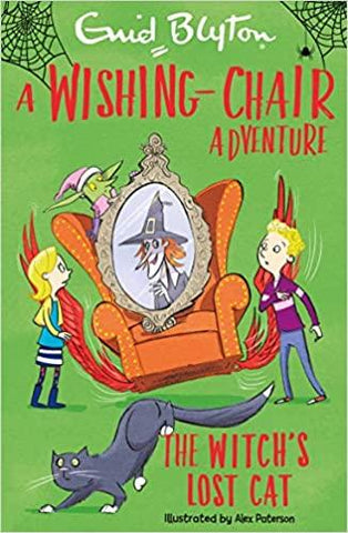 A Wishing-Chair Adventure : The Witch's lost Cat - Kool Skool The Bookstore