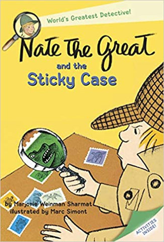 Nate the Great and the Sticky Case - Kool Skool The Bookstore