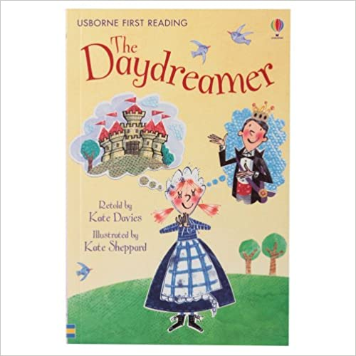 Usborne First Reading Level 2 : The Daydreamer - Kool Skool The Bookstore