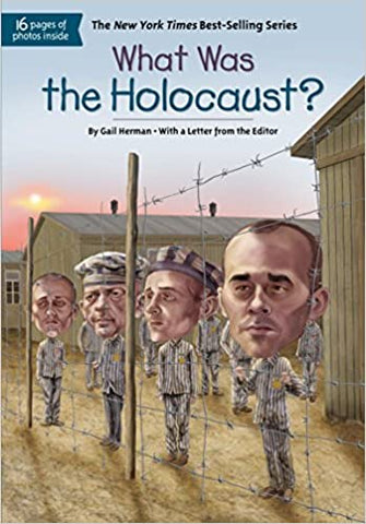 What Was The Holocaust? - Paperback - Kool Skool The Bookstore