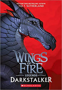 WINGS OF FIRE LEGENDS : DARKSTALKER
