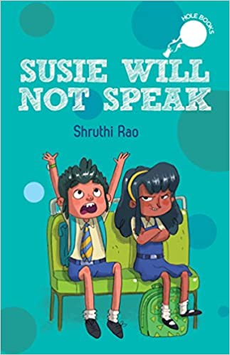 Hole Books : Susie will not Speak - Kool Skool The Bookstore