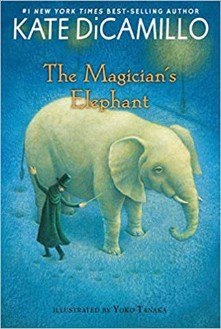The Magician's Elephant - Kool Skool The Bookstore