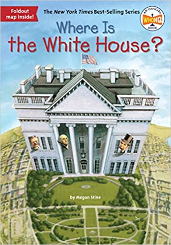 Where Is The White House? - Kool Skool The Bookstore