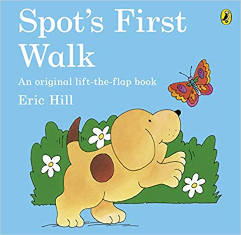 Spot's First Walk - Kool Skool The Bookstore