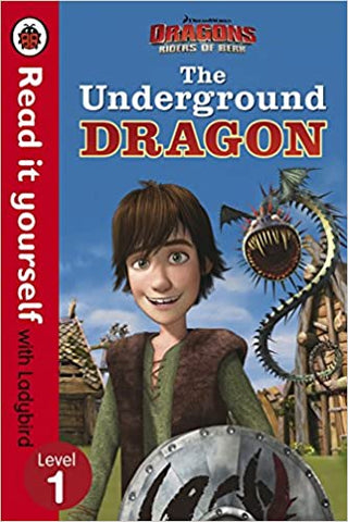 RIY 1 : Dragons: The Underground Dragon - Kool Skool The Bookstore
