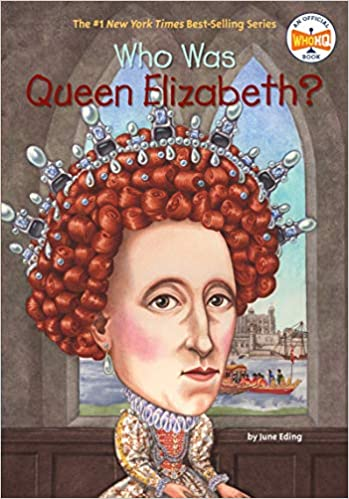 Who Was Queen Elizabeth? - Paperback - Kool Skool The Bookstore