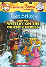 THEA STILTON AND THE MYSTERY ON THE ORIENT EXPRESS - Kool Skool The Bookstore
