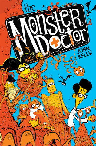 The Monster Doctor - Paperback