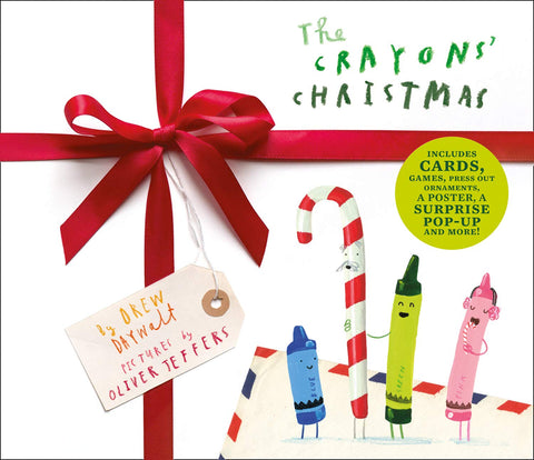 The Crayons' Christmas - Hardback