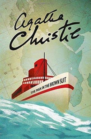 Agatha Christie : The Man In Brown Suit - Kool Skool The Bookstore