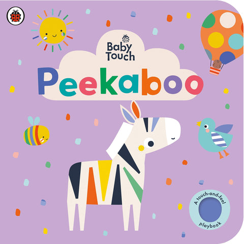 Baby Touch : Peekaboo - Board Book