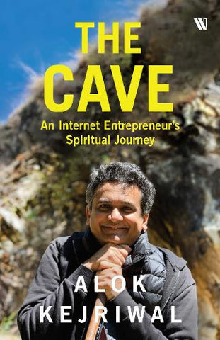 The Cave: An Internet Entrepreneur's Spiritual Journey - Hardback