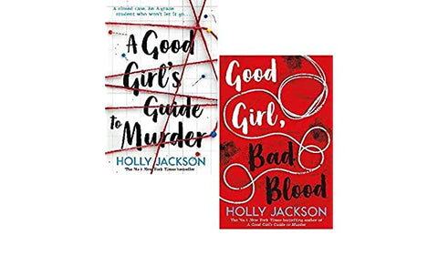 A Good Girl Guide To Murder Book 1 And 2 ( Combo Offer) - Paperback