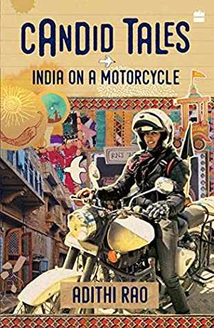 CANDID TALES : INDIA ON A MOTORCYCLE - Kool Skool The Bookstore