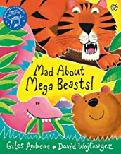 MAD ABOUT MEGA BEASTS! - Kool Skool The Bookstore