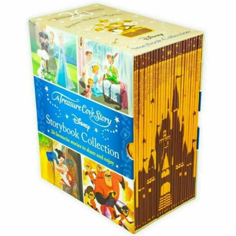 Disney Story Book Collection 26 Books Set - Paperback