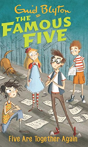 The Famous Five 21 : Five are Together Again - Kool Skool The Bookstore