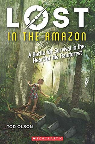 Lost #3 : Lost in the Amazon- A Battle for Survival in the Heart of the Rainforest - Kool Skool The Bookstore