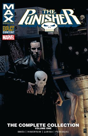 Punisher Max: The Complete Collection Vol. 1 - Paperback - Kool Skool The Bookstore