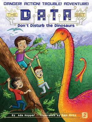 DATA 2 : DON`T DISTURB THE DINOSAURS - Kool Skool The Bookstore