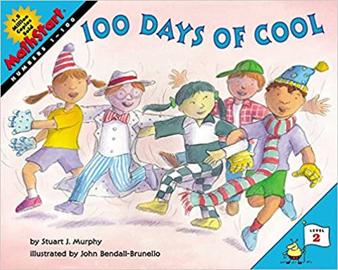 Mathstart Lev-2 : 100 Days of Cool - Kool Skool The Bookstore