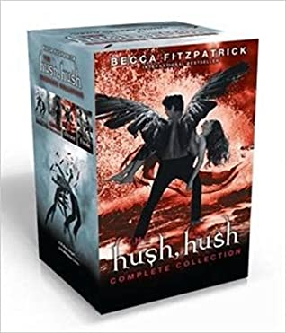 Hush, Hush PB slipcase x 4: The Complete Collection - Paperback