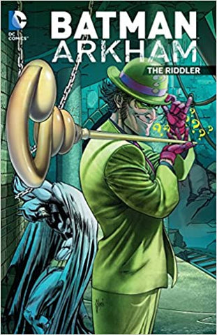 Batman Arkham: Riddler - Kool Skool The Bookstore