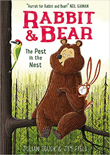 Rabbit & Bear : The Pest in the Nest - Kool Skool The Bookstore